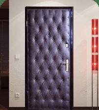 стальная дверь со склада