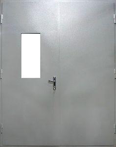 металлическая дверь для промышленного помещения недорого