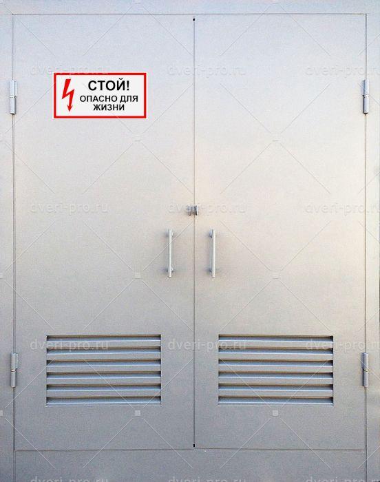 Монтаж противопожарных дверей в Юбилейном