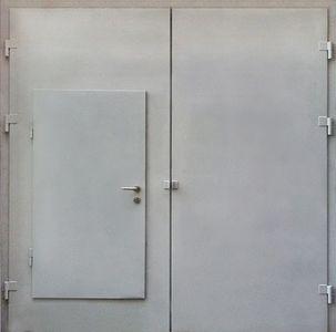 Железные ворота для гаража клин купить гараж в краснодаре юмр