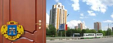 железные двери в переделкино и солнцево