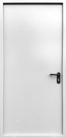 однопольная противопожарная дверь Pmd 019