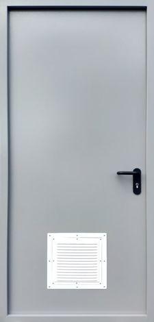 однопольная противопожарная дверь со стыковочным узлом ус 1 Pmd 020