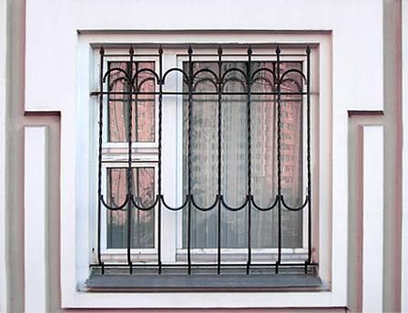 железные двери и решетки на окна в люберцах