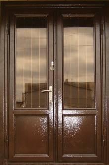 металлические двери в городе зарайск