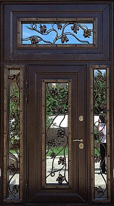 металлические двери в городе кашира установка и цены