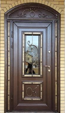 двери железные для банков
