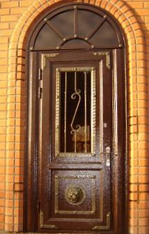 ивантеевка металлические двери с зеркалом