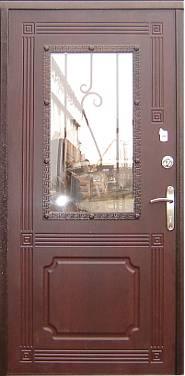 металлические двери павловский посад эконом