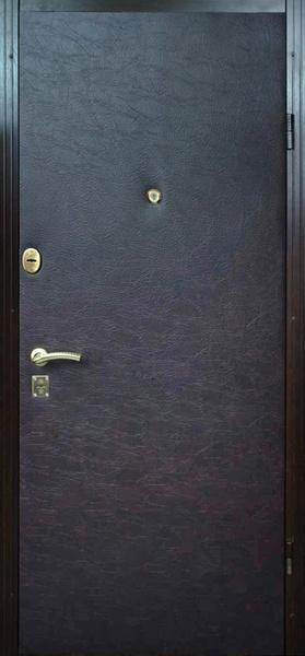 входные металлические двери винилискож