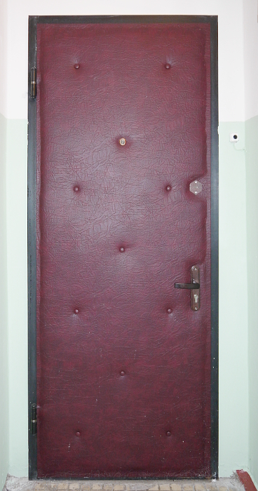 установка железной двери в балашихе
